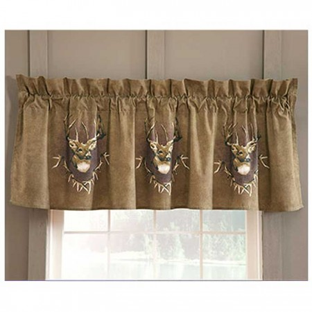 Whitetail Ridge Valance - Closeout