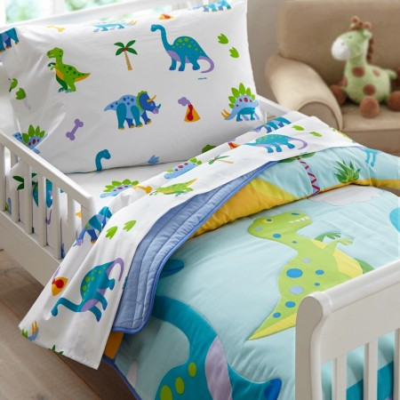 Dinosaur Land Toddler Comforter - Closeout