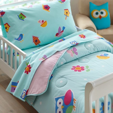 Birdie Toddler Size Comforter by Olive Kids