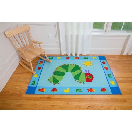 The Very Hungry Caterpillar 39x58 in. Rug