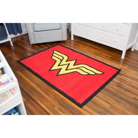Wonder Woman Area Rug