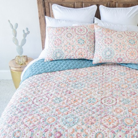 Willow Queen Quilt Set