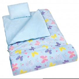 Butterfly Garden Sleeping Bag