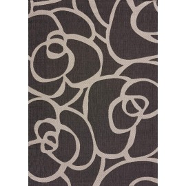 Veranda Silver Area Rug - Transitional Style Area Rug