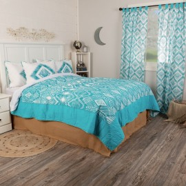 Karina Quilt - Twin Size