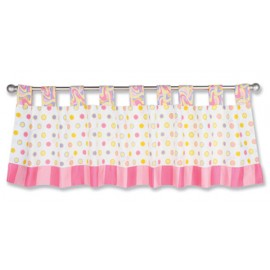 Dr Seuss Oh The Places You'll Go (Pink) Valance