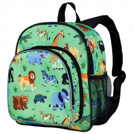 Wild Animals 12 Inch Backpack