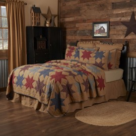 Kindred Star Quilt - Queen Size