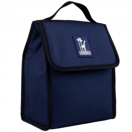 Whale Blue Lunch Bag