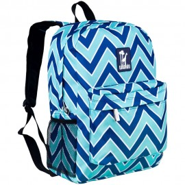 Zigzag Lucite Crackerjack Backpack