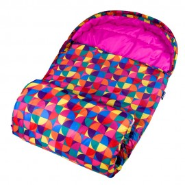 Pinwheel Stay Warm Sleeping Bag by Olive Kids