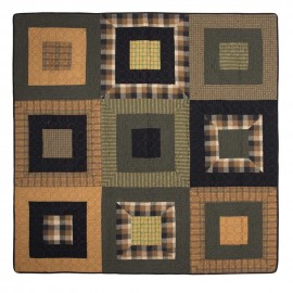 Donna Sharp Forest Square Throw - 60 X 60