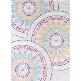 Sun Deck Natural Area Rug - Transitional Style Area Rug