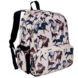 Horse Dreams 17 Inch Backpack