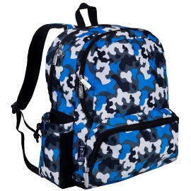 Blue Camo Megapak Backpack