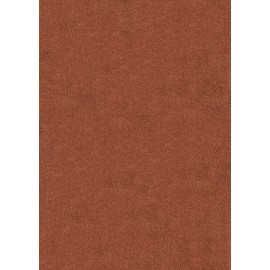 "Brushstrokes Redwood Area Rug (63"" X 86"") - Solid Color Area Rugs"