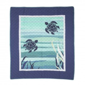 Donna Sharp Summer Surf Throw