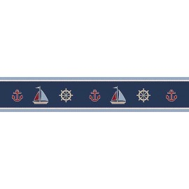 Nautical Nights Border