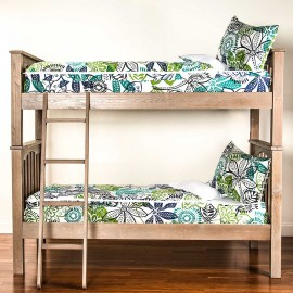 Bali Full Size Bunkie - Includes Pillow Shams
