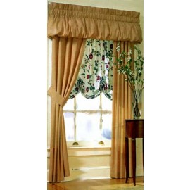 Patriotic Window Valance - Choose Red, White or Blue