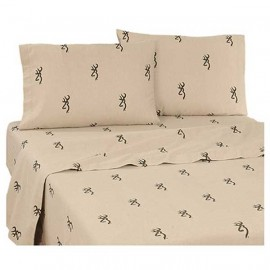 Browning Country Sheet Set - Twin Size