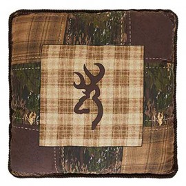 Browning Country Square Pillow
