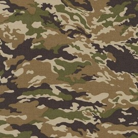 Camouflage Hugger Comforter by California Kids