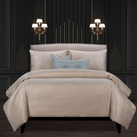 Effervescent Champagne Comforter Set - F. Scott Fitzgerald Signature Collection
