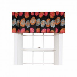 Flower Fantasy Valance - Clearance