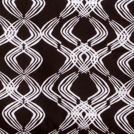 Infinity Square Pillow - 16 X 16 Square