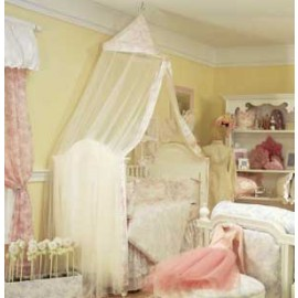 Isabella Pink 4 Piece Crib Bedding Set by California Kids