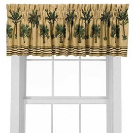 Kona Tropical Themed Valance