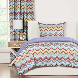 Crayola Mixed Palette Comforter Set - Twin Size