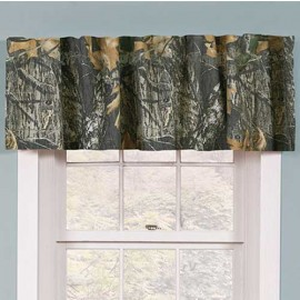 Mossy Oak New Break Up Window Valance