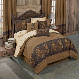 Oak Tree Buckmark Comforter Set