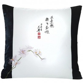 Orchid Euro Sham Cover