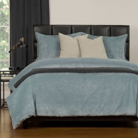 Duvet Cover Set from the Mixology Collection - Twin Size - Dusk