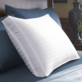 Restful Nights Down Surround Pillow - Medium Density - Standard Size