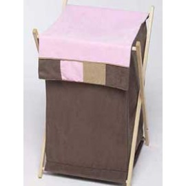 Soho Pink and Brown Hamper