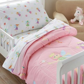 Fairy Princess Toddler Size Comforter by Olive Kids